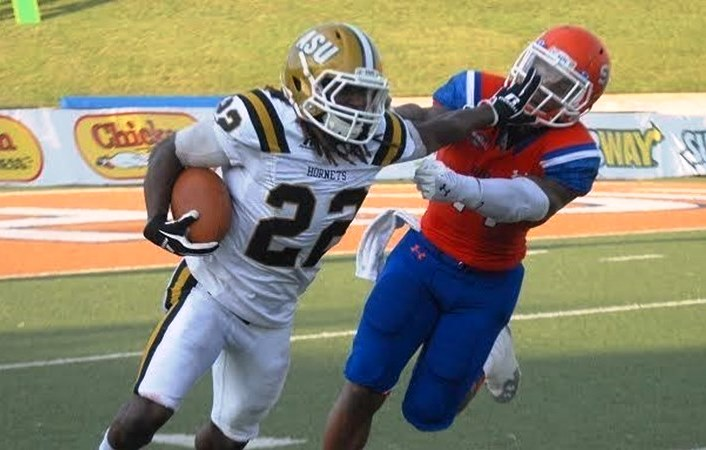 Alabama State started the 2014 season on the road...