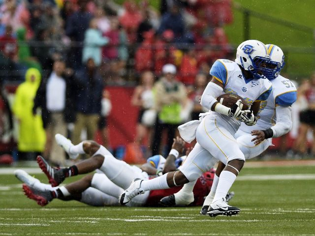 Southern Jaguars unable to escape the Louisiana-L...