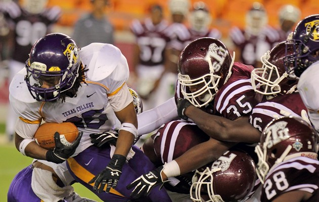 Texas Southern Tigers tame Texas College Steers t...