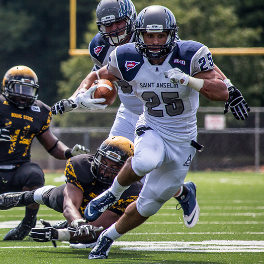 Bowie State Bulldogs season home opener lost to S...