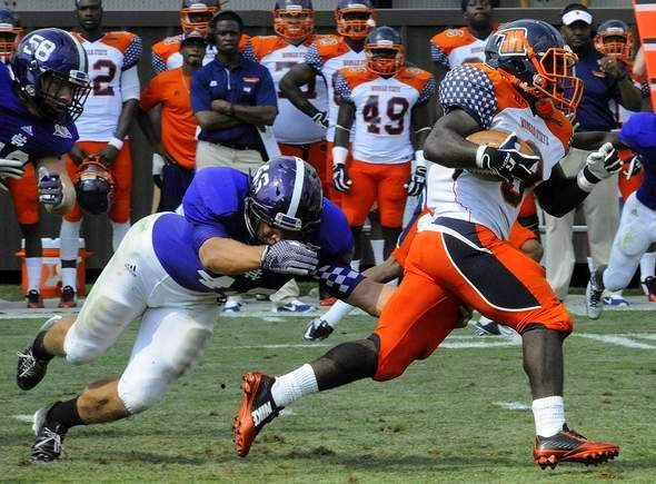 Morgan State Bears come up short against Holy Cro...