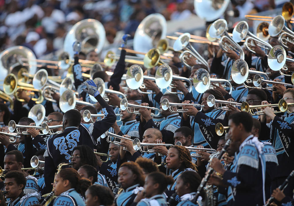 Jackson State University Sonic Boom of the South ...