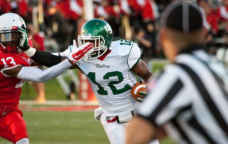 Mississippi Valley State Delta Devils routed by I...