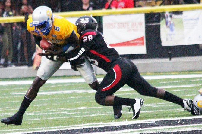 Albany State Golden Rams fall to Valdosta State s...