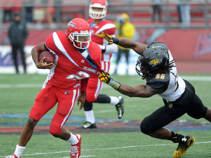 Delaware State can't hold back Towson State