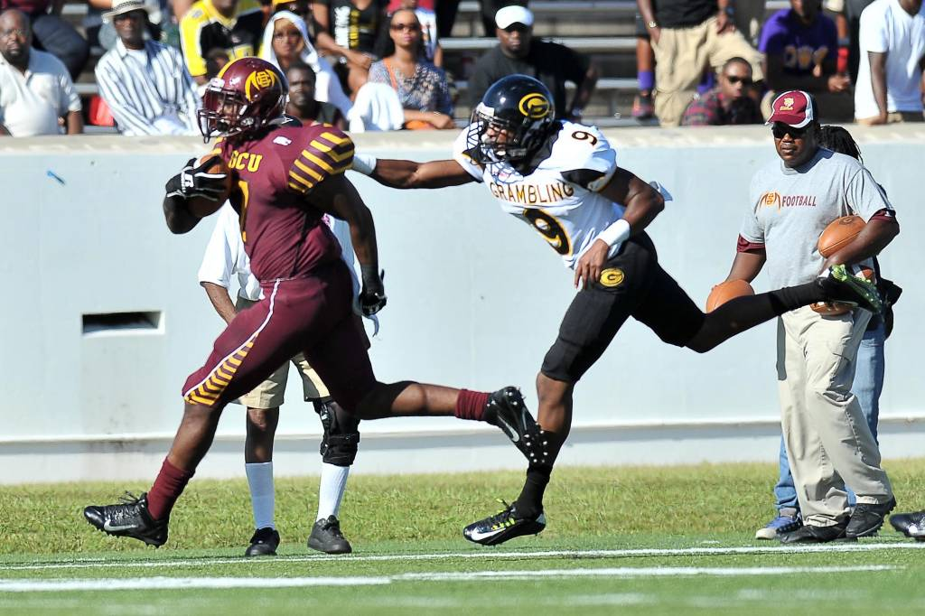 Bethune-Cookman Wildcats pull away from Grambling...