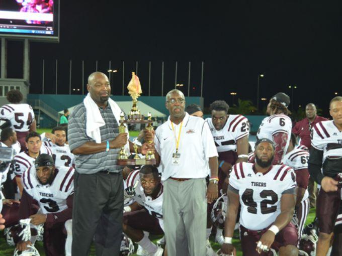Texas Southern captures Bahamas HBCUX Football Tr...