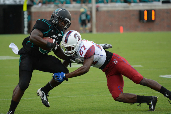 South Carolina State Bulldogs are blown out by th...