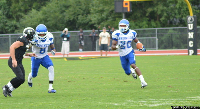 Fayetteville State Broncos fall to University of ...