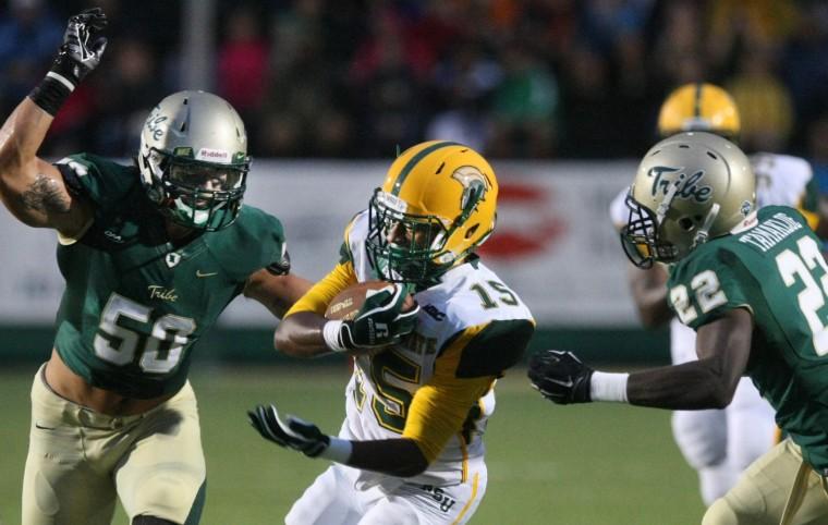 Norfolk State Spartans gets first touchdown, not ...
