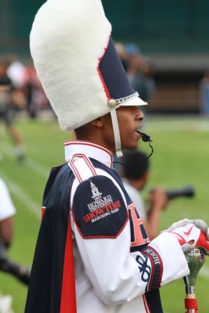 Howard University Drum Major