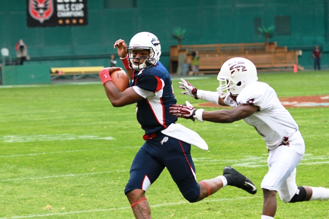 Howard Bison out last Morehouse Maroon Tigers in ...