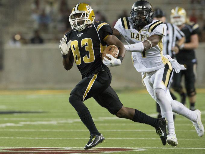 Alabama State Hornets defeat Arkansas-Pine Bluff ...