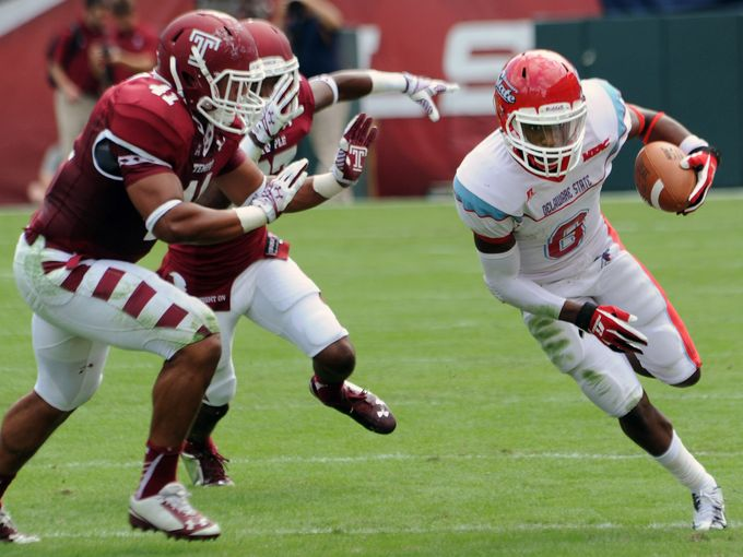 Delaware State Hornets no match for Temple Owls