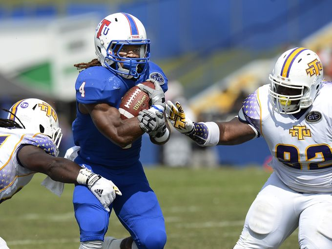 Tennessee State Tigers slip by Golden Eagles of T...