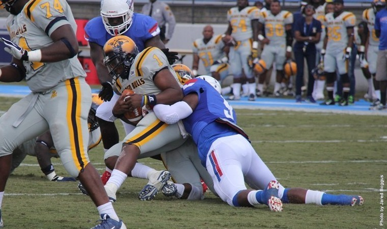 Johnson C. Smith Golden Bulls gets blank by West ...