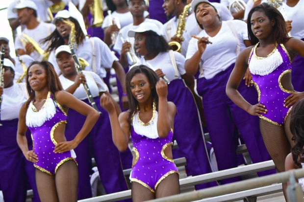 Benedict College Tiger marching band