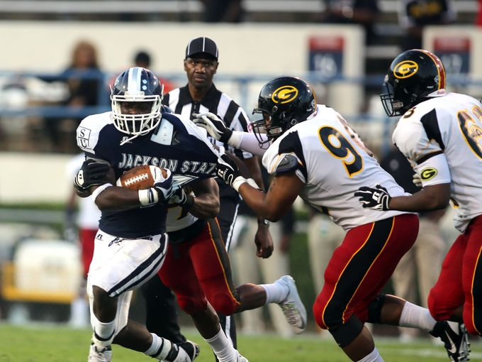 Grambling State Tigers out last the Tigers of Jac...