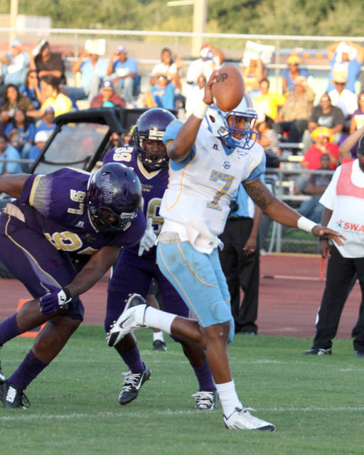 Southern Jaguars hold off Prairie View A&M Panthe...