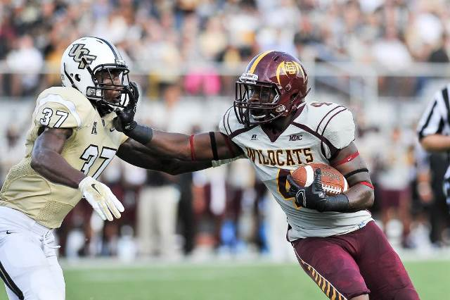 Bethune-Cookman Wildcats fall to Central Florida ...