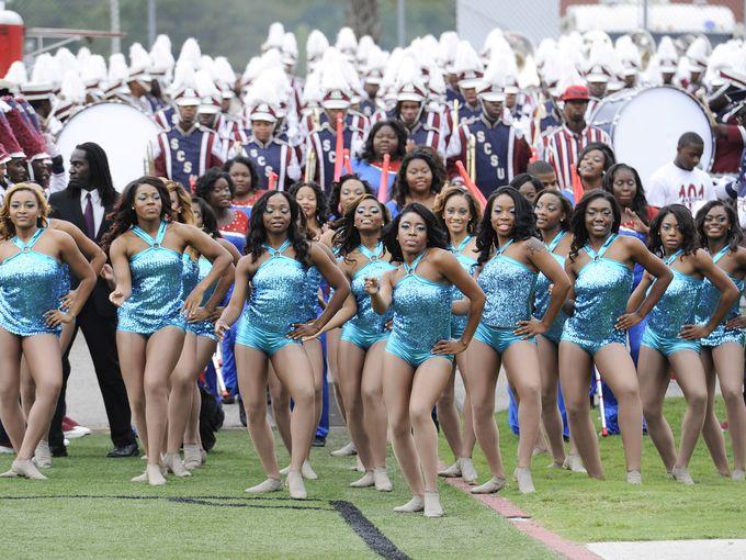 South Carolina State University marching 101