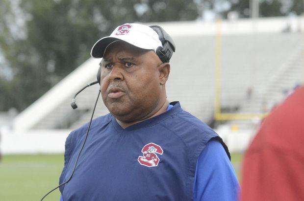 South Carolina State head football coach