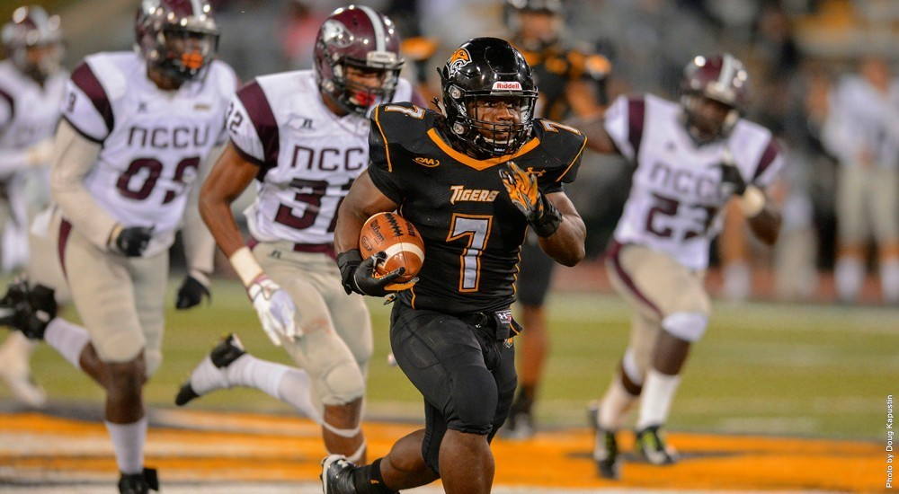 North Carolina Central come up short against Tows...