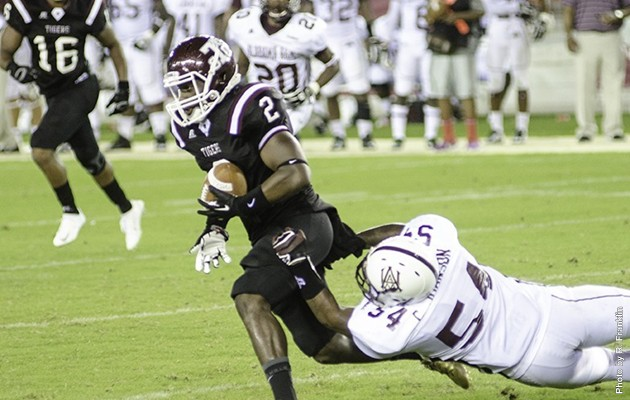Texas Southern improves to 4-0 with win over Alab...