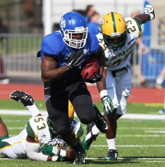 Norfolk State Spartans get trampled by Buffalo
