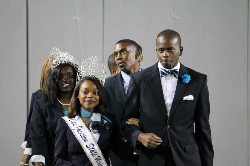 Ms and Mr Jackson State University at the 25th So...