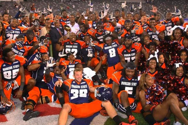 Morgan State University captures the 42nd New Yor...