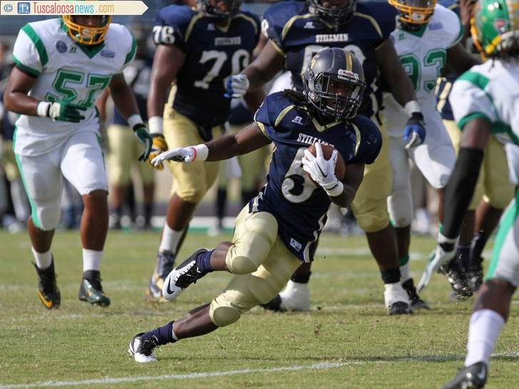 Stillman Tigers pull away from Kentucky State in ...