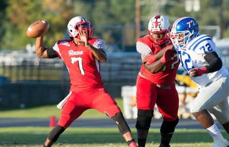 Winston-Salem State Rams control second half to r...