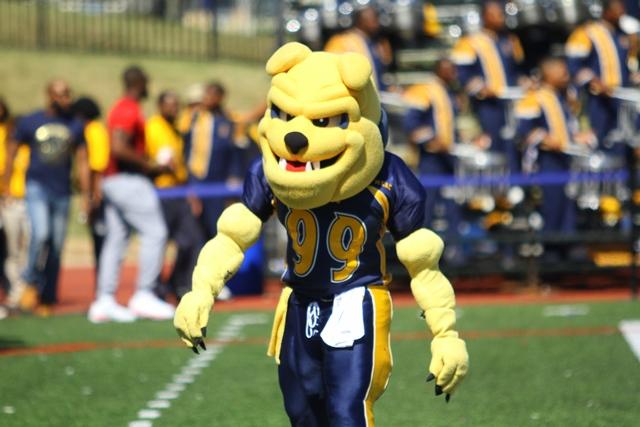 North Carolina A&T State University Aggies mascot
