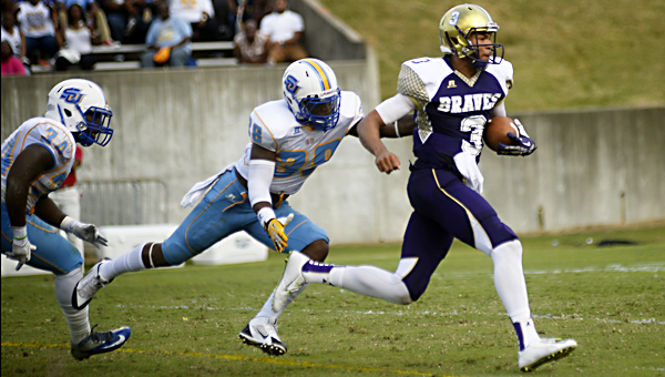 Alcorn State Braves roll past Southern Jaguars