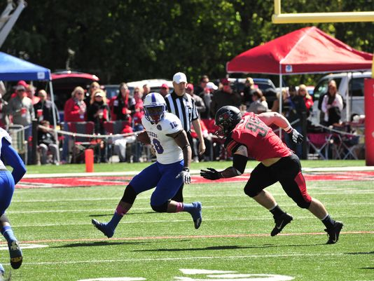 Tennessee State Tigers stop by Southeast Missouri...