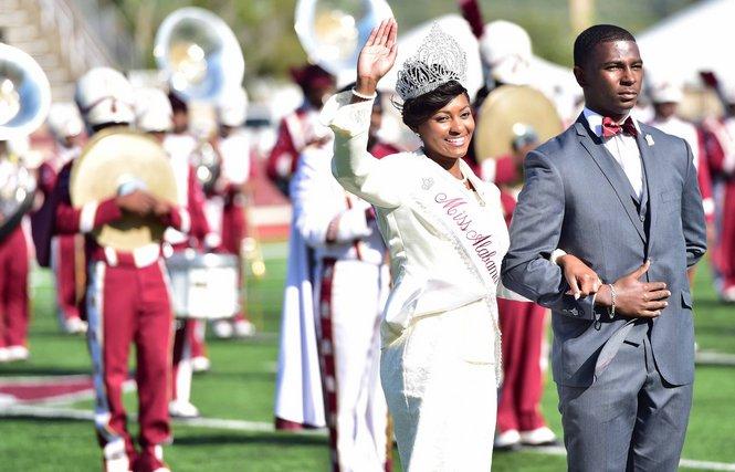 Miss Alabama A&M University 2014-2015