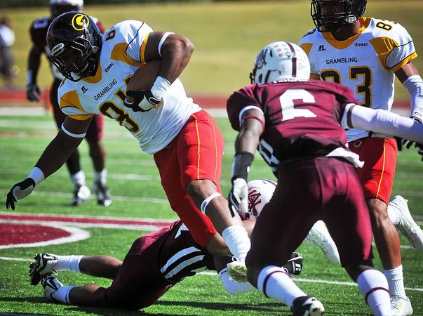 Grambling State Tigers spoil Alabama A&M Bulldogs...