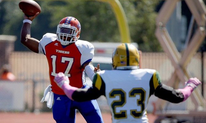 Norfolk State Spartans spoil the Tigers of Savann...