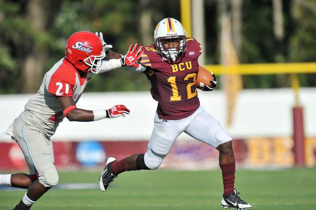 Bethune-Cookman Wildacts roll over Delaware State...