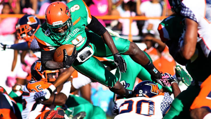 Morgan State Bears keep Florida A&M Rattlers winl...