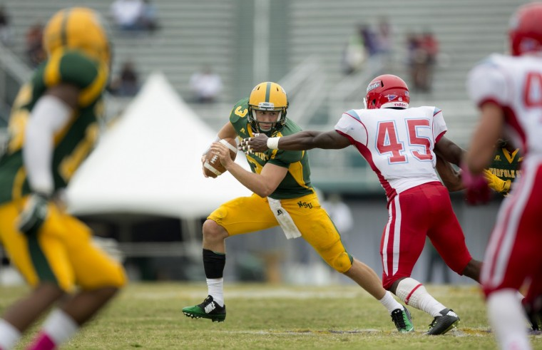 Delaware State Hornets squeeze by Norfolk State S...