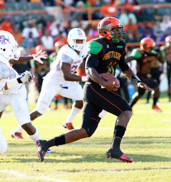 Florida A&M Rattlers end skid with win over Savan...