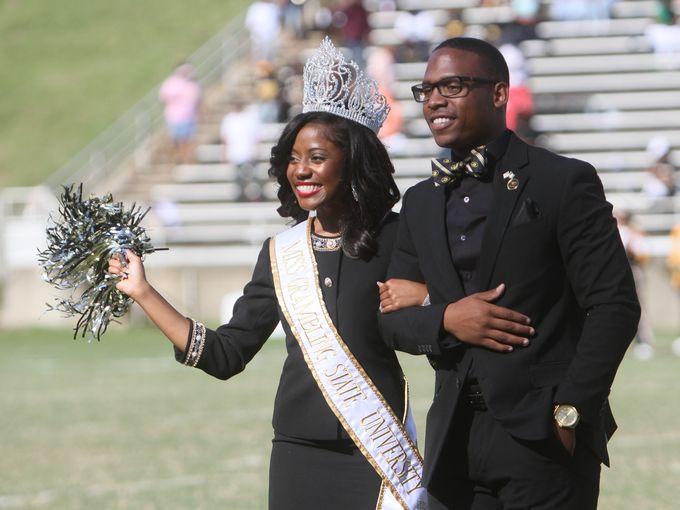 Miss and Mr Grambling State University 2014-2015
