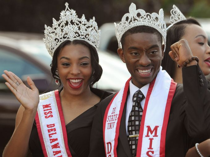 Miss and Mr Delaware State University 2014-2015