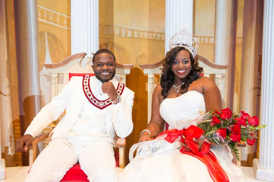 Mr and Miss Winston-Salem State University 2014-2...