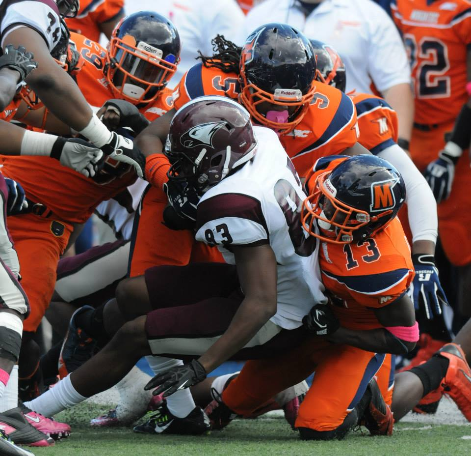 Morgan State Bears escape homecoming victory over...