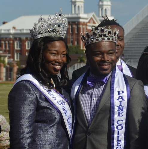 Miss and Mr Paine College 2014-2015
