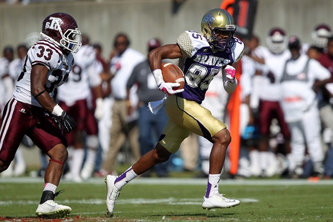 Alcorn State Braves crushes Texas Southern Tigers