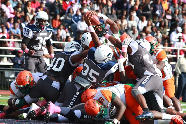 Florida A&M Rattlers spoil Howard's homecomi...